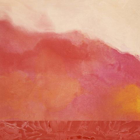 Red Hurricane - Ronnie Landfield