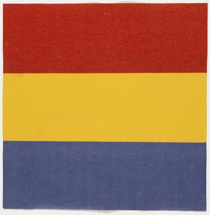 Red, Yellow, Blue  - Ellsworth Kelly