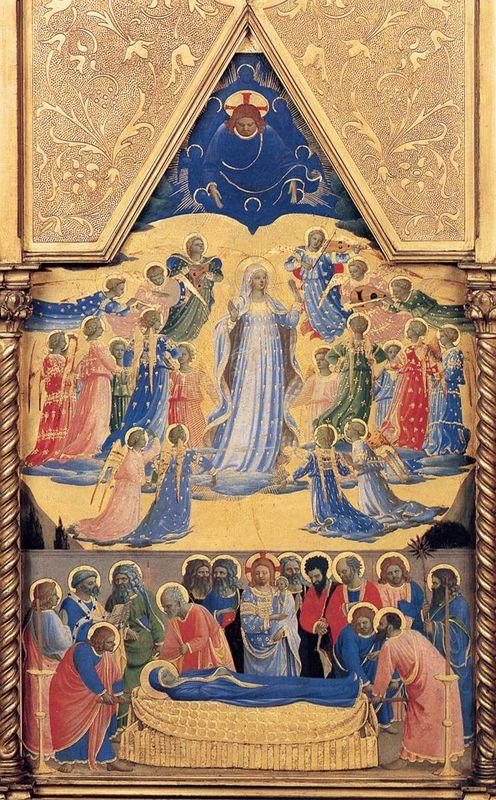 Reliquary Tabernacle - Fra Angelico