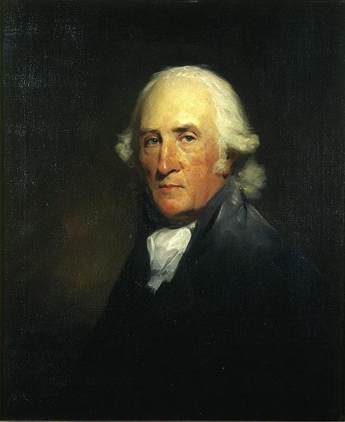 Rev. Alexander Carlyle - Henry Raeburn