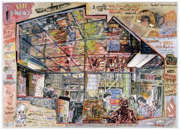 Rheas Bakery - Robert Qualters