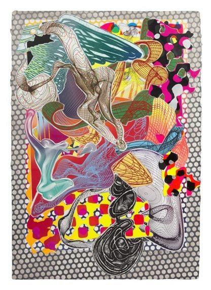 Riallaro - Frank Stella