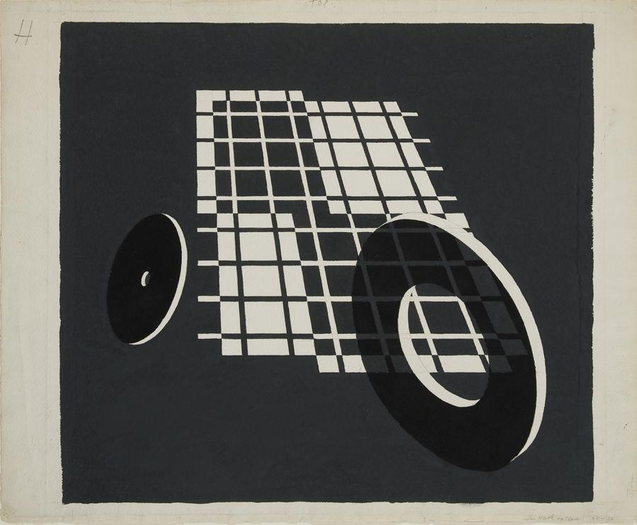 Rolling After' - Josef Albers