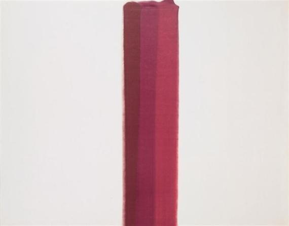 Roseate - Morris Louis