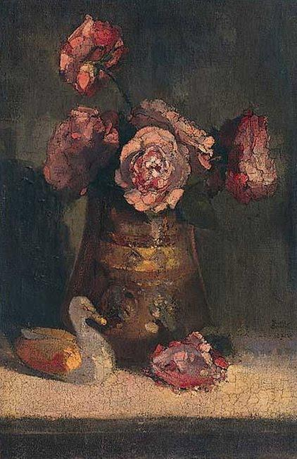 Roses - Konstantin Makovsky