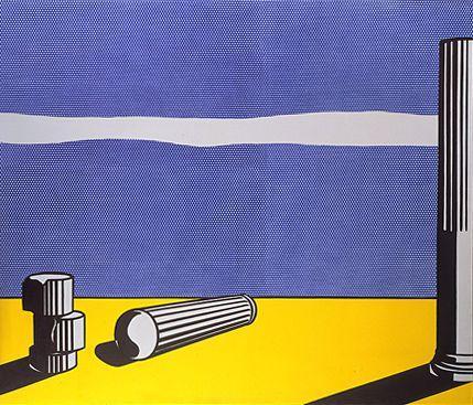 Ruins - Roy Lichtenstein