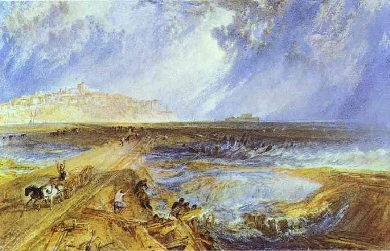Rye, Sussex - William Turner