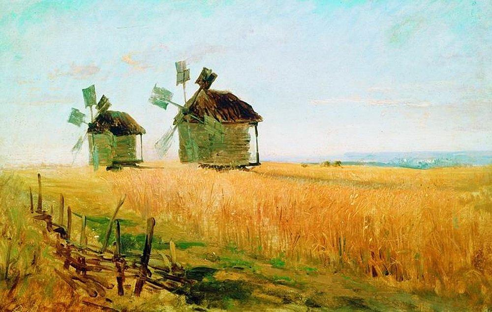 Rye - Fyodor Vasilyev