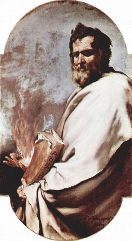 Saint Elias - Jusepe de Ribera