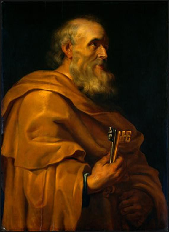 Saint Peter - Albrecht Altdorfer