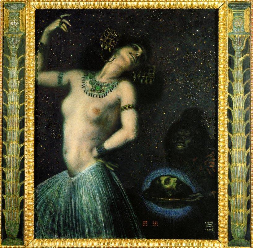 Salome - Franz Stuck