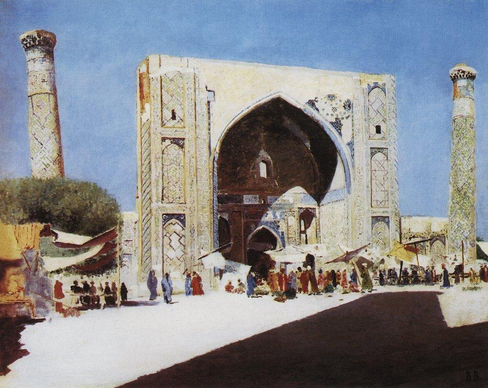 Samarkand - Vasily Vereshchagin