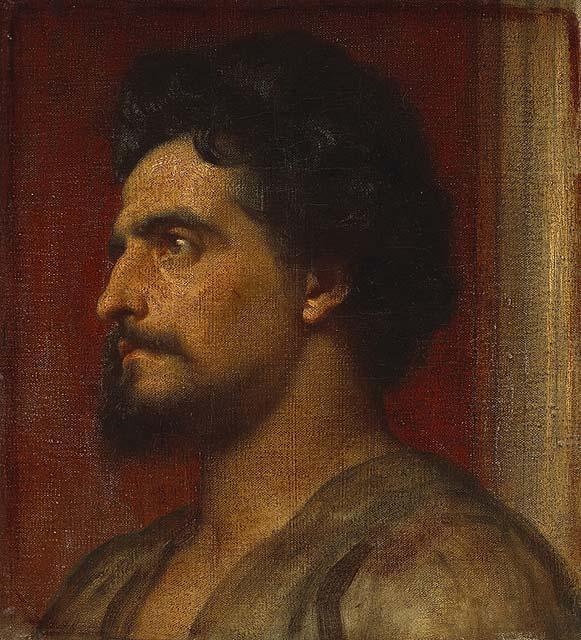 Samson - Frederic Leighton