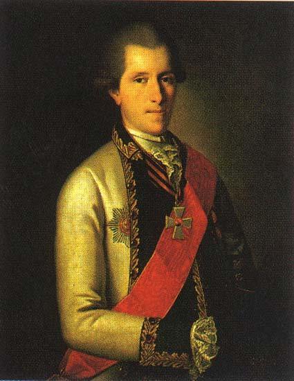 Samuil Greig - Carl-Ludwig Johann Christineck