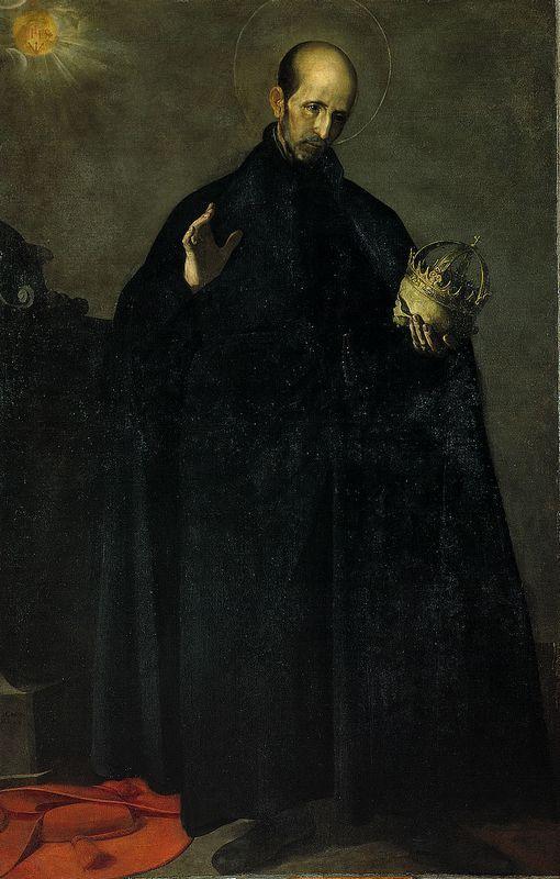 San Francisco de Borja (Saint Francis Borgia) - Alonzo Cano