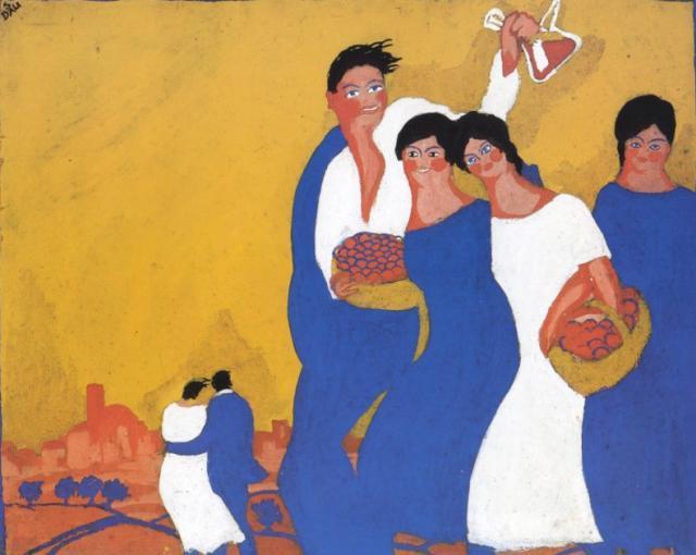 Santa Creus Festival in Figueras - Salvador Dali