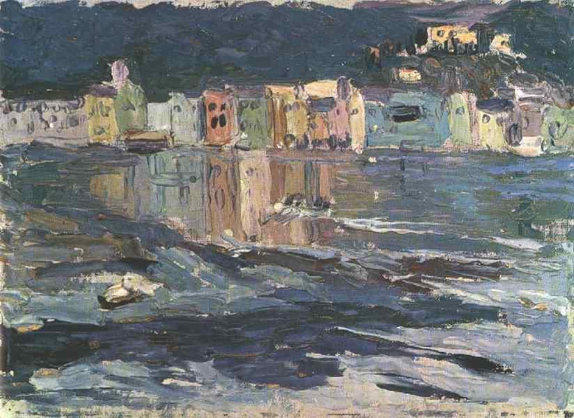 Santa Marguerite -  Wassily Kandinsky