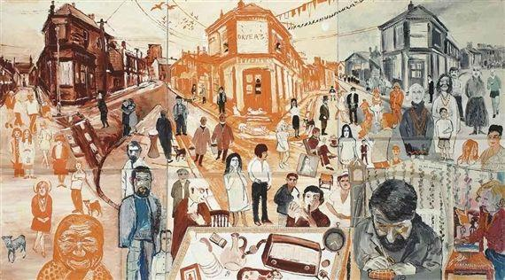 Saturday Afternoon - Fred Yates