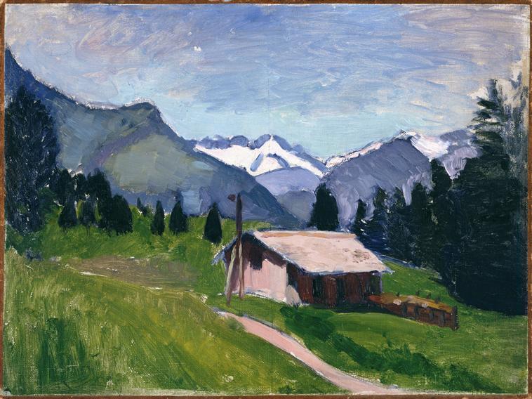 Savoy Alps - Henri Matisse