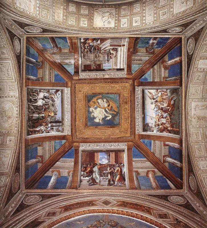 Scenes from the Life of David - Raphael