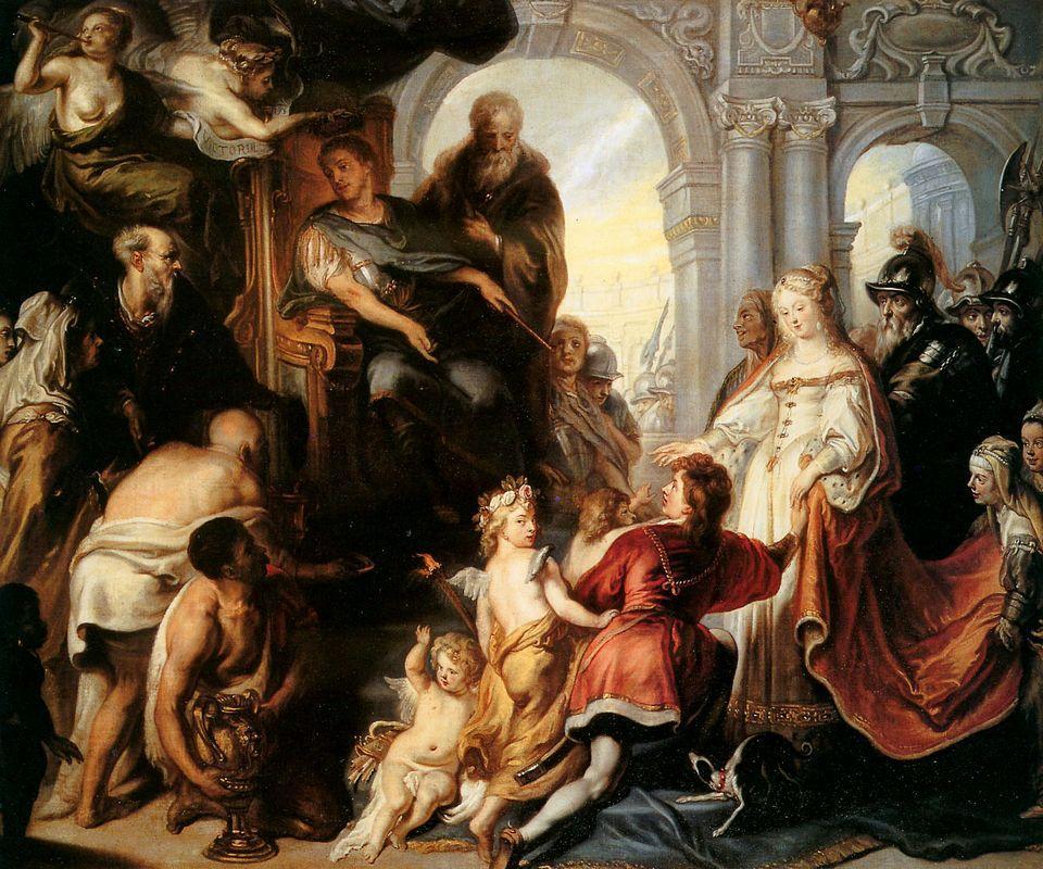 Scipio Africanus - Theodoor van Thulden
