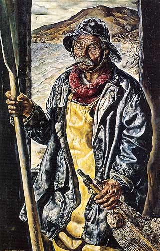 Seaman - Ivan Albright