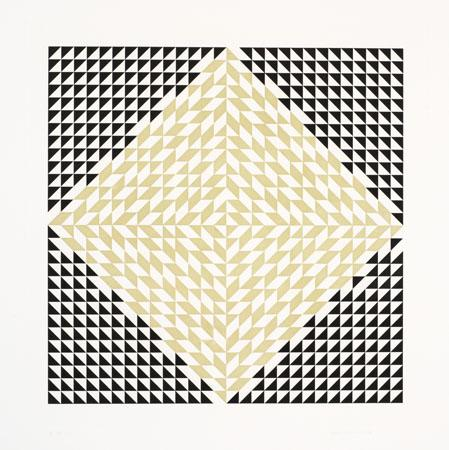Second Movement V - Anni Albers