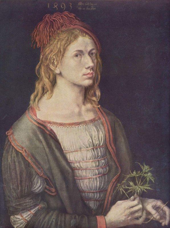 Self-Portrait - Albrecht Durer