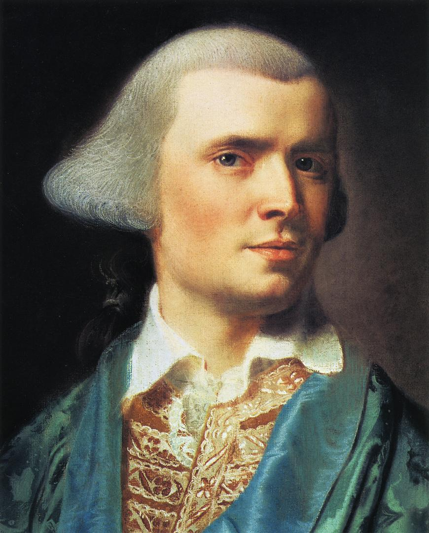 Self-portrait - John Singleton Copley