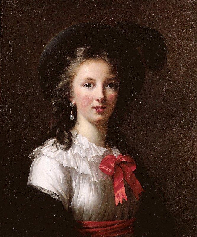 Self-portrait - Angelica Kauffman