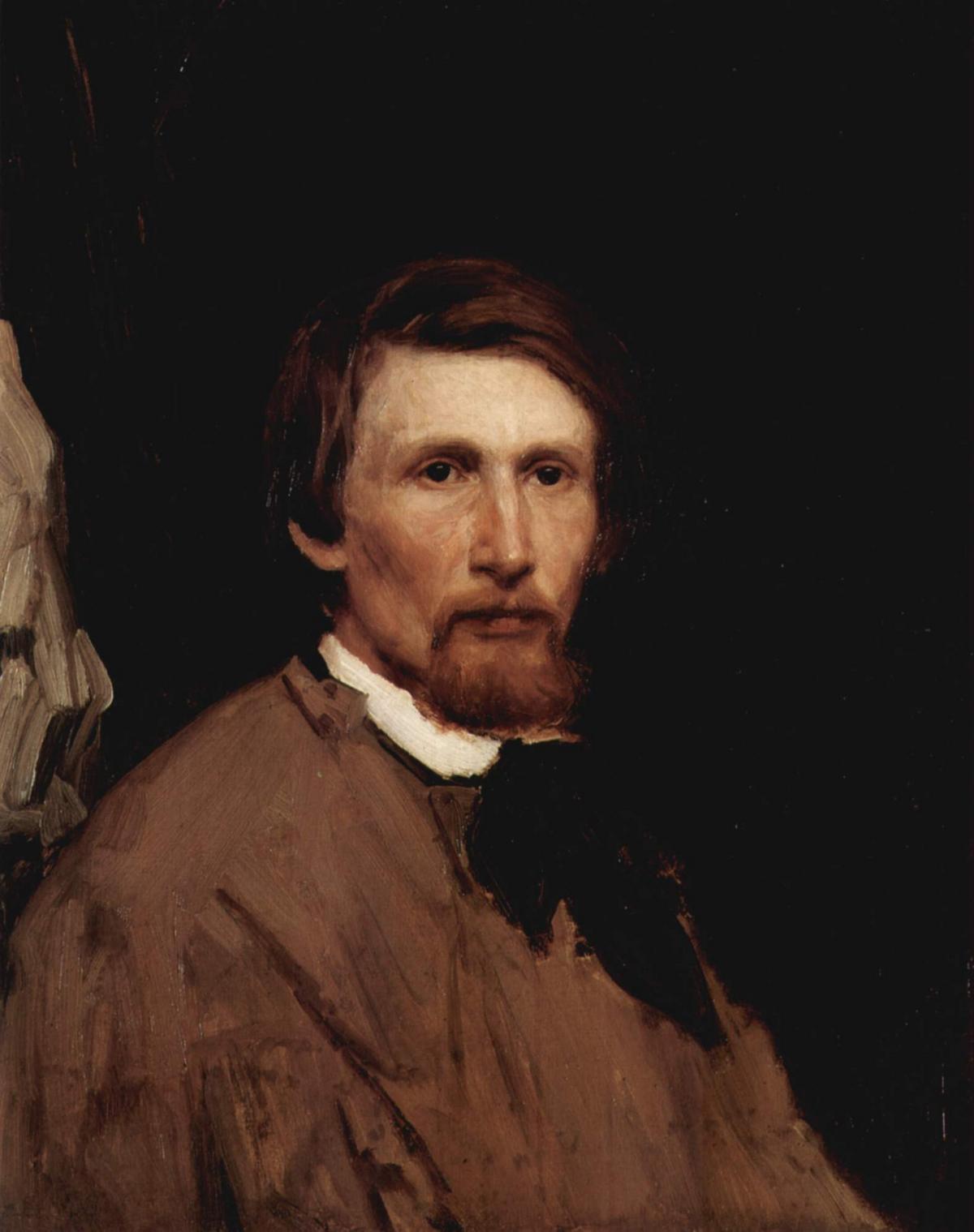 Self Portrait - Camille Pissarro