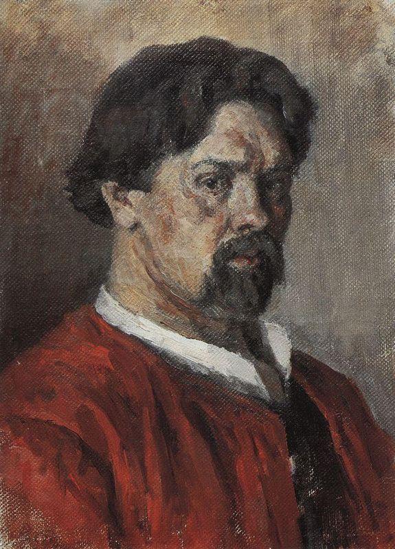 Self Portrait - Hans Hofmann