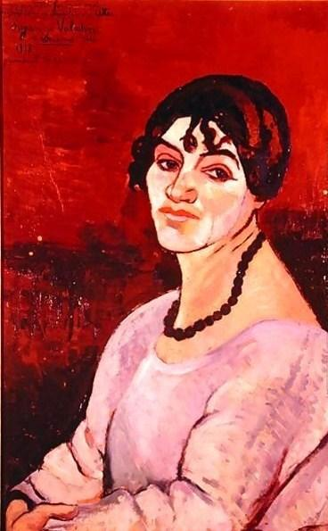 Self Portrait - Josef Albers