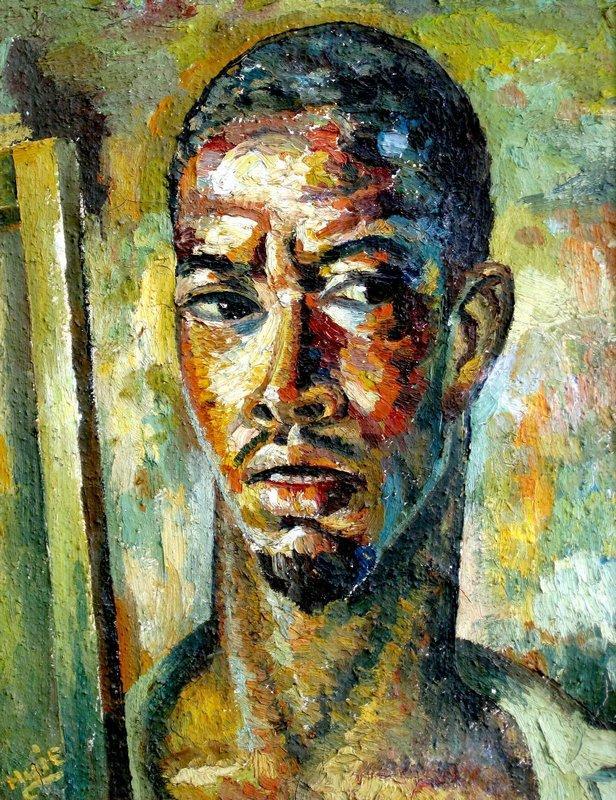 Self-Portrait - Albert Huie