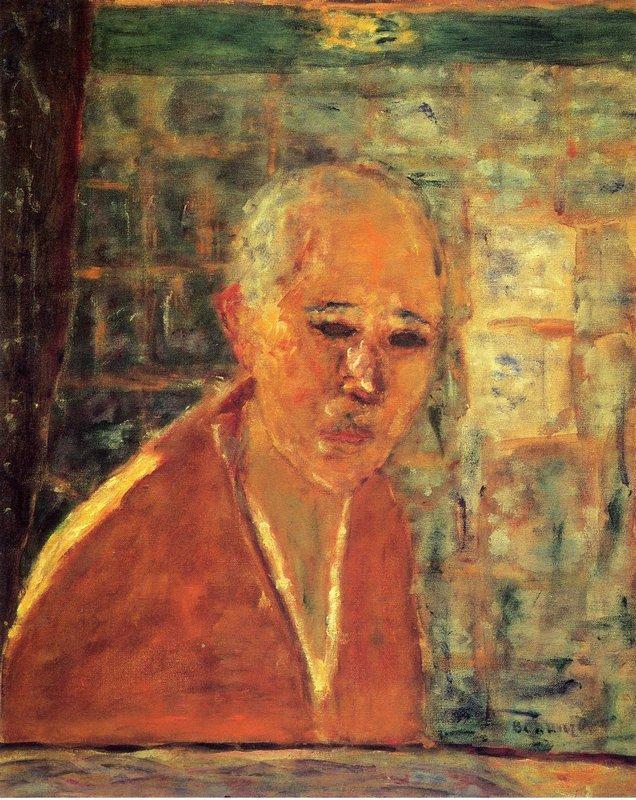Self-Portrait  - Antoni Tapies