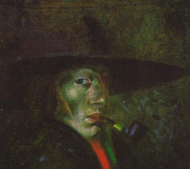 Self-portrait (Figueres) - Salvador Dali