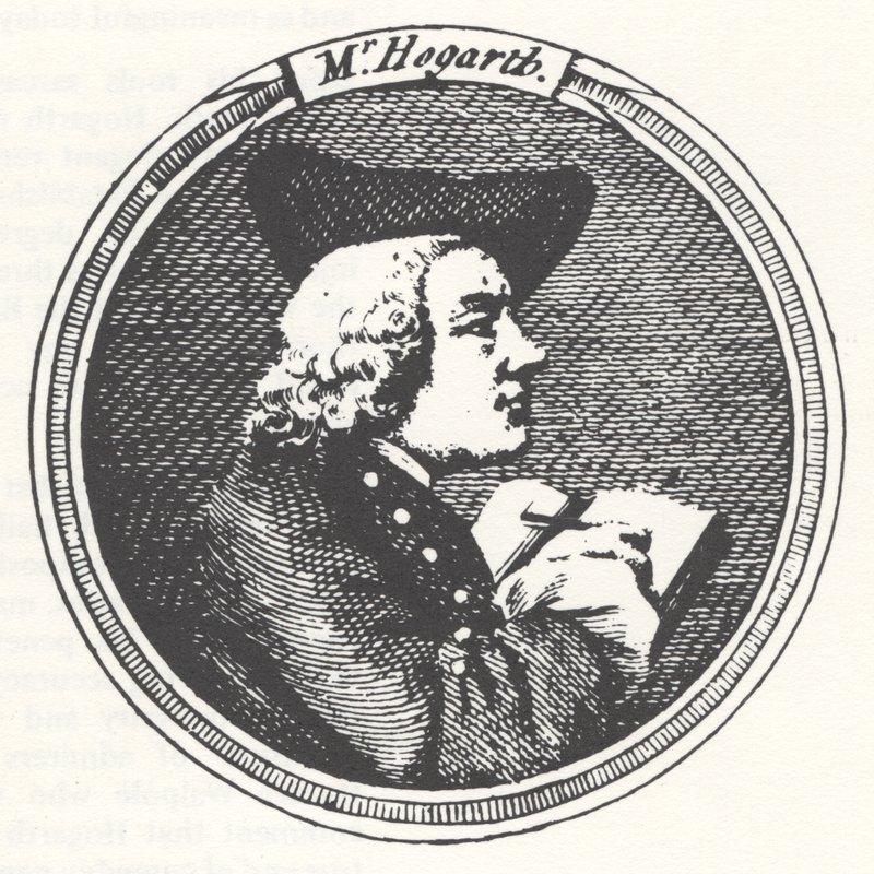 Self portrait (from the Gate of Calais) - William Hogarth