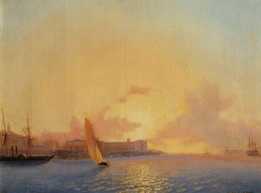 Sevastopol - Ivan Aivazovsky