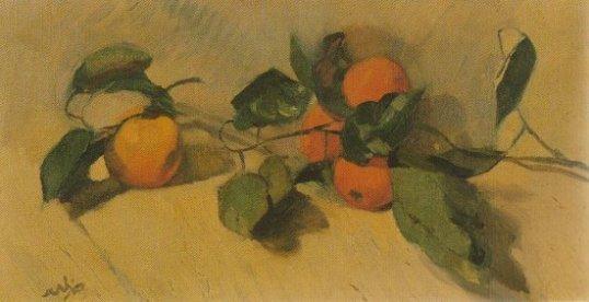 Seville oranges - Nikolaos Lytras