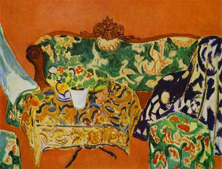 Seville Still Life - Henri Matisse