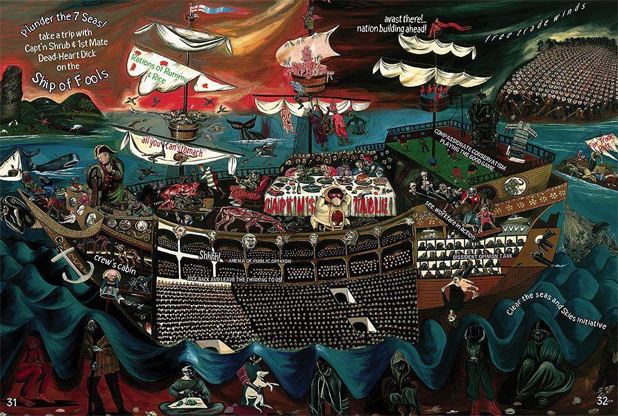 Ship - Ivan Aivazovsky