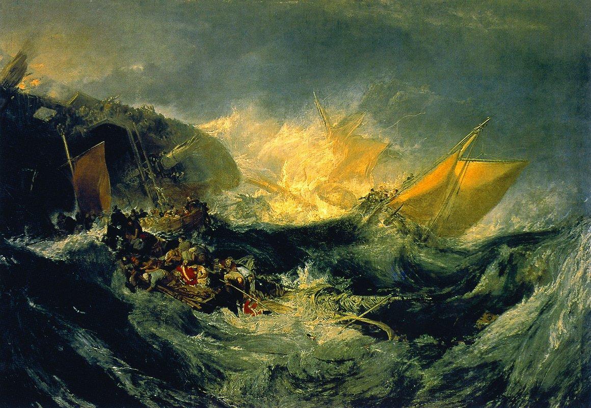 Shipwreck - Alexander Orlowski