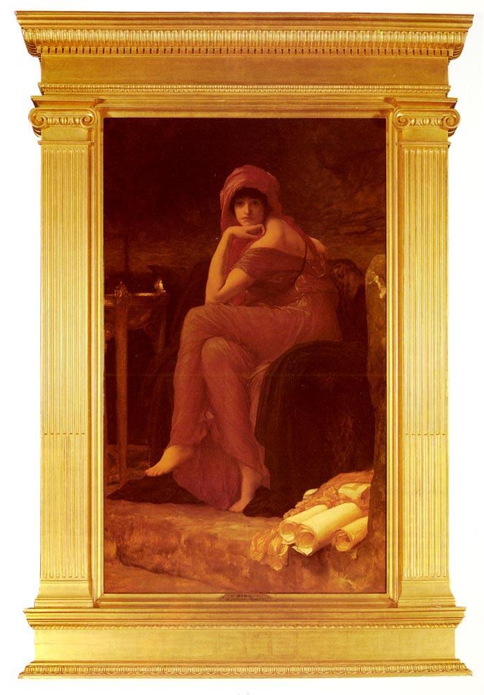 Sibyl - Frederic Leighton