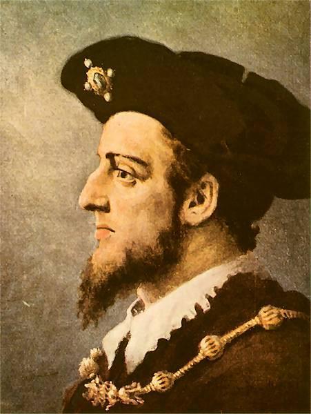 Sigismund Augustus - Jan Matejko