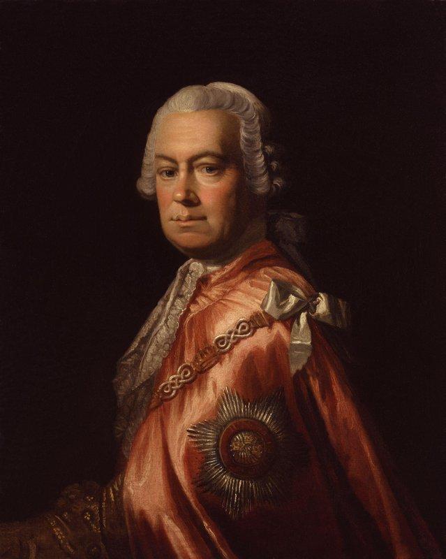 Sir Andrew Mitchell - Allan Ramsay