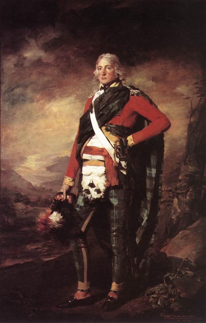 Sir John Sinclair - Henry Raeburn