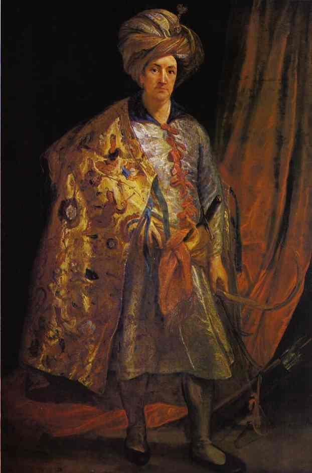 Sir Robert Sherly - Anthony van Dyck