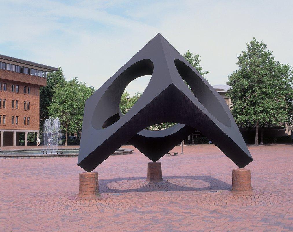 Skyviewing Sculpture - Noguchi Isamu