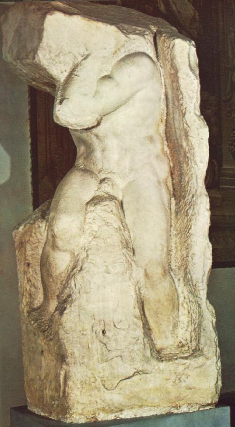 Slave (Atlas) - Michelangelo