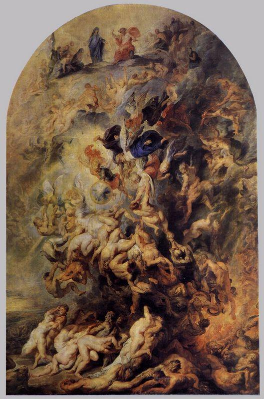 Small Last Judgement - Peter Paul Rubens